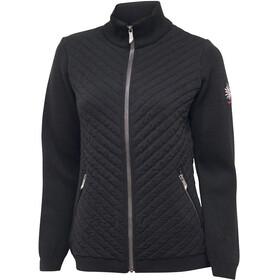 Ivanhoe of Sweden Kicki Full Zip Jacket Women black